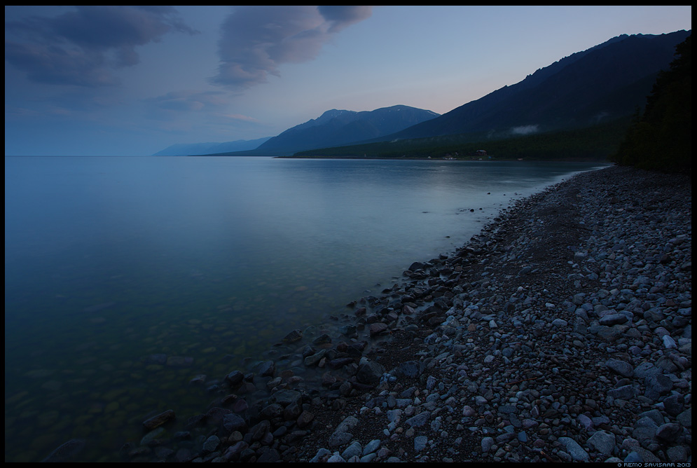 Hilisõhtu Pruunkaru rannikul, Late evening at Brown Bear Coast Baikalo-Lensky Nature Reserve, Baikal lake, Siberia, Russia Remo Savisaar nature wildlife photography photo blog loodusfotod loodusfoto looduspilt looduspildid