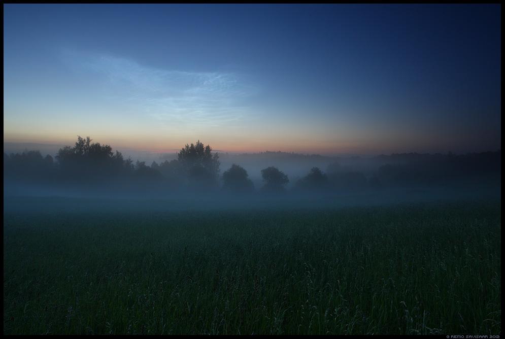 Helkivad ööpilved, Noctilucent Clouds