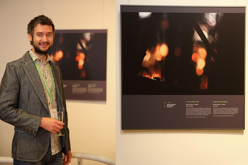 Remo Savisaar, GDT European Wildlife Photographer of the Year 2013, Winner