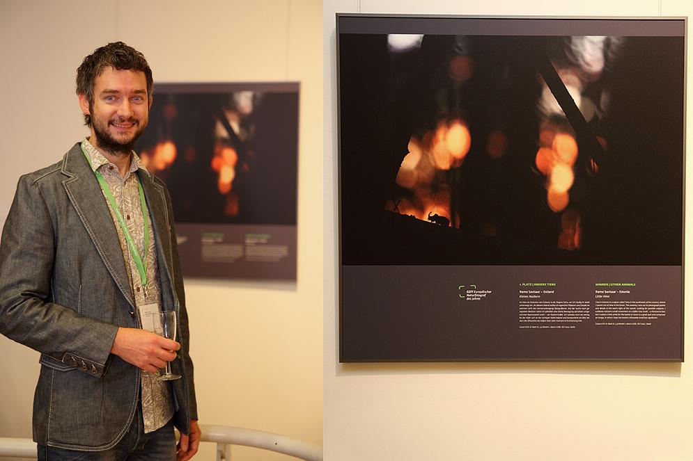 Remo Savisaar, GDT European Wildlife Photographer of the Year 2013, Winner