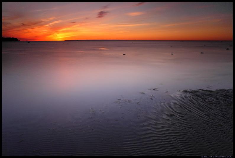 Laineline merepõhi, Wavy seafloor