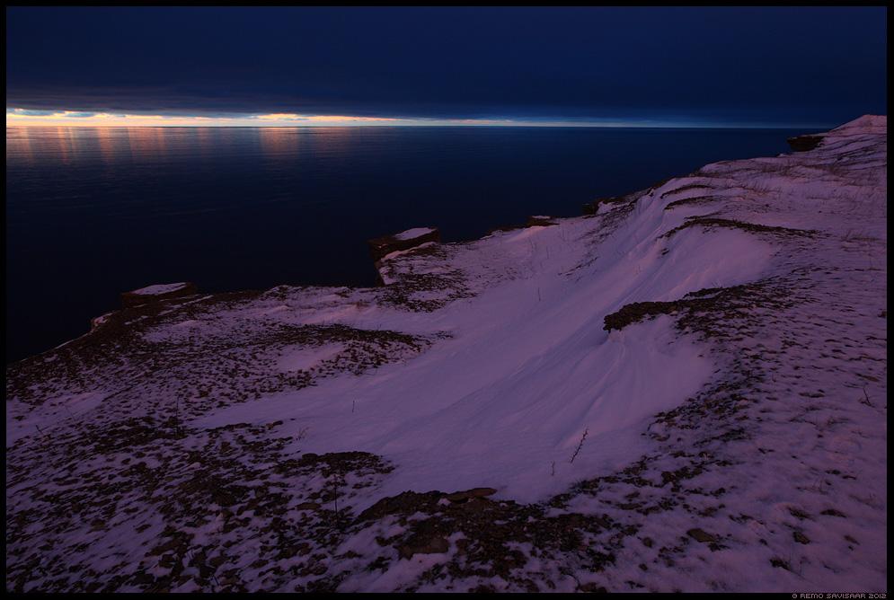 Põhjarannikul, At the North Coast, läänemeri, baltic sea