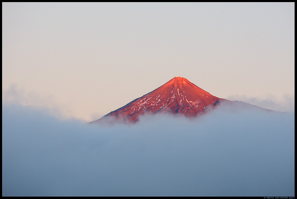 Pilvedest kõrgemal - El Teide tipp, Higher than the clouds - the Peak of Teide Remo Savisaar nature wildlife photography photo blog loodusfotod loodusfoto looduspilt looduspildid landscape nature wild wildlife nordic