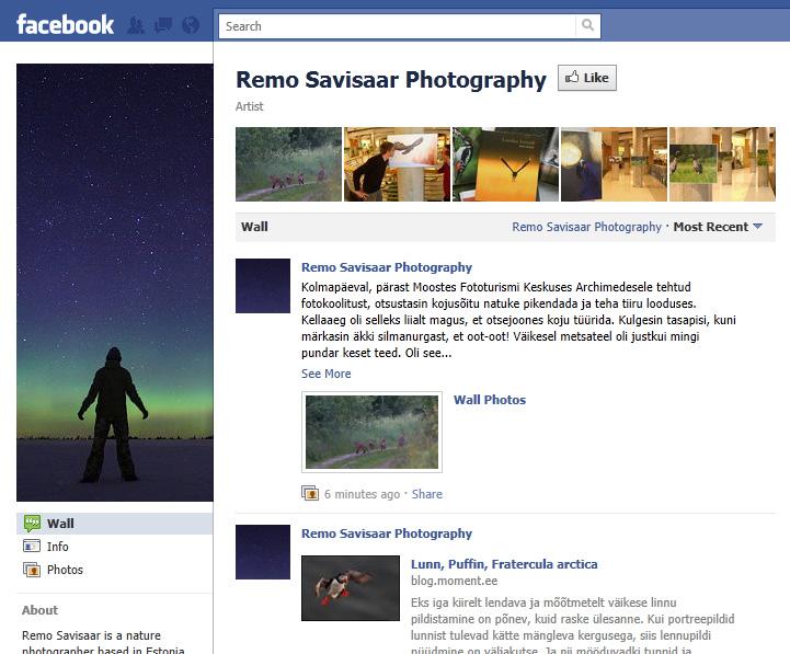 Remo Savisaar Facebook