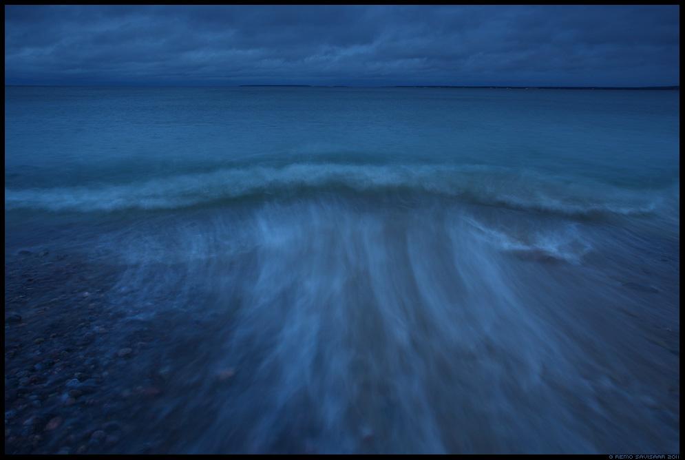 Rahutu, Restless, läänemeri, baltic sea, hämar, pime, sünge, dark, gloomy, blue hour tormine stormy
