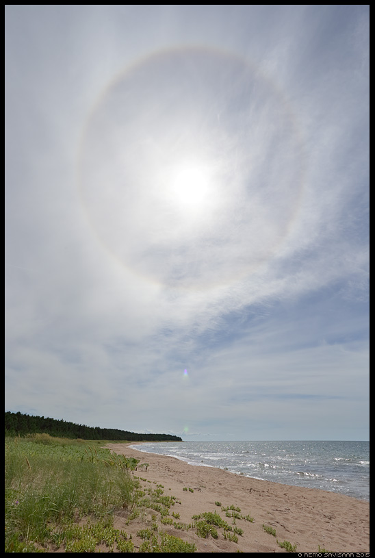 22° halo, 22 Degree Halo hiiumaa kõpu Remo Savisaar Eesti loodus Estonian Estonia Baltic nature wildlife photography photo blog loodusfotod loodusfoto looduspilt looduspildid landscape nature wild wildlife nordic
