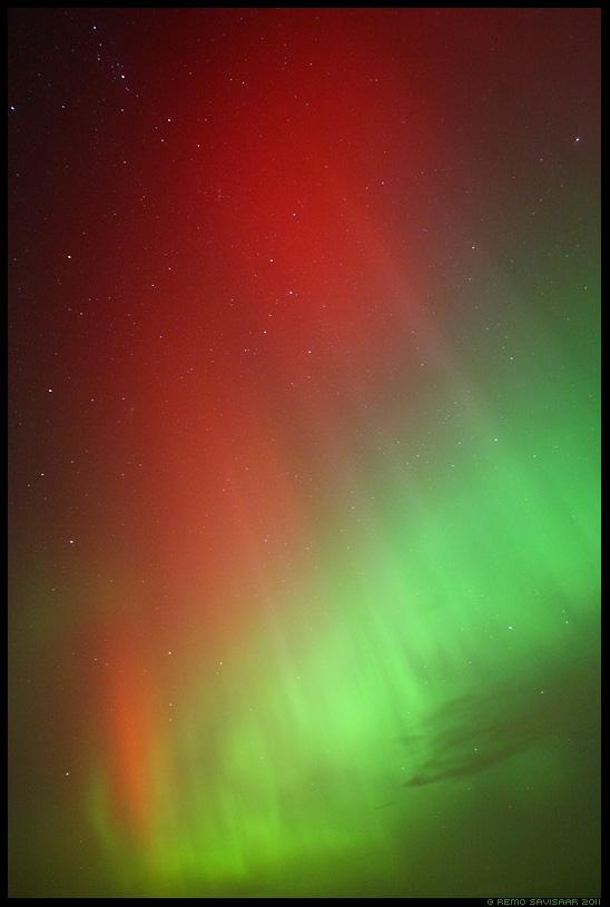 öö, Night, Virmalised, Northern Lights, tähistaevas, pime, tähed, meeleolu, värvidemäng, oktoober, october, Aurora Borealis